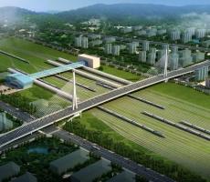 达州金南大桥_横向研究 - 长沙理工大学风工程与风环境研究中心